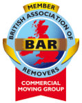 Members of the British Association of Removers - BAR