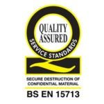 BS EN 15713 Quality Standards in Secure Destruction of Confidential Material